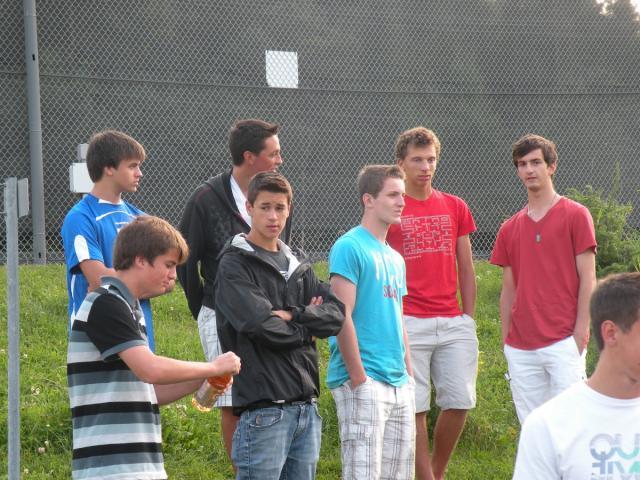Party de fin de saison 2011
