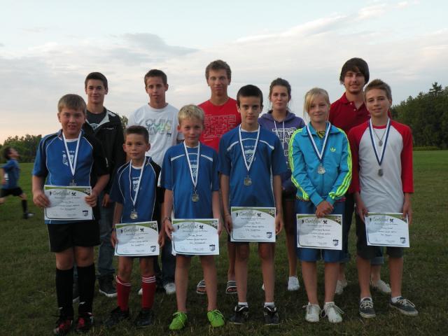 Méritas 2011 - Joueurs avec la meilleur éthique sportive
