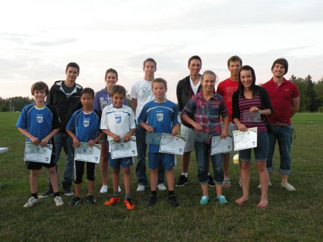 Méritas 2011 - Joueurs par excellence