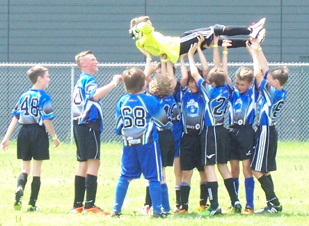 Tournois RDL 2013 - U11M - Or
